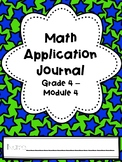 Eureka Math Application Journal - Module 4 - 4th Grade