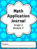 Eureka Math Application Journal - Module 5