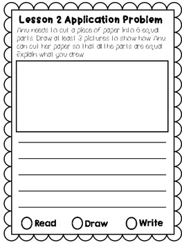 Eureka Math Application Journal - Module 5 - 3rd Grade