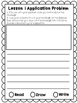 Eureka Math Application Journal - Module 5 - 4th Grade