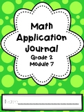 Eureka Math Application Journal - Module 7 - 2nd Grade