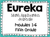 Eureka Math Application Journals - Fifth Grade - Modules 1-6