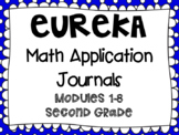 Eureka Math Application Journals - Modules 1-8 2nd grade
