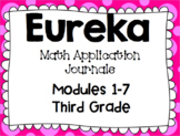 Eureka Math Application Journals - Third Grade - Modules 1-7