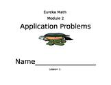 Engage NY Eureka Math Application Problem Book