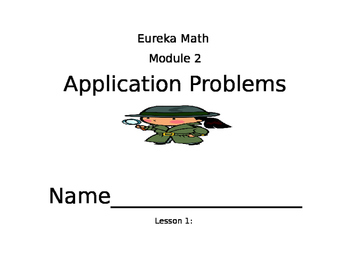 Engage NY Eureka Math Application Problem Book