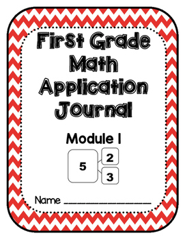 Eureka Math Application Problem Journal First Grade Module 1