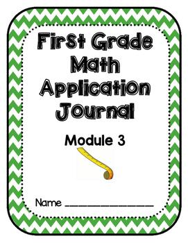 Eureka Math Application Problem Journal First Grade Module 3