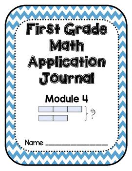 Eureka Math Application Problem Journal First Grade Module 4