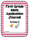 Eureka Math Application Problem Journal First Grade Module 6
