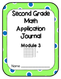 Eureka Math Application Problem Journal Second Grade Module 3