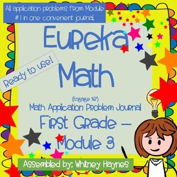 Eureka Math Application Problem Journal - Module 3 - Grade 1