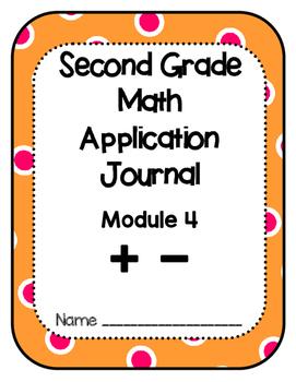 Eureka Math Application Problem Journal Second Grade Module 4