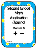 Eureka Math Application Problem Journal Second Grade Module 5