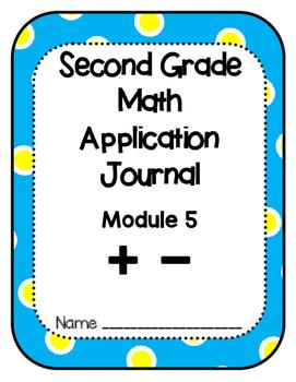 Eureka Math Application Problem Journal Second Grade Module 5