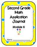 Eureka Math Application Problem Journal Second Grade Module 6