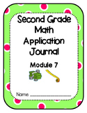 Eureka Math Application Problem Journal Second Grade Module 7