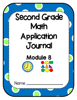 Eureka Math Application Problem Journal Second Grade Module 8