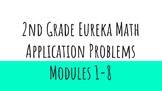2nd Grade Eureka Math Application Problems