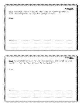 Eureka Math Application Problems Module 5 Second Grade