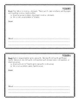 Eureka Math Application Problems Module 6 Second Grade