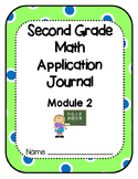 Eureka Math Application Problems Second Grade Module 2