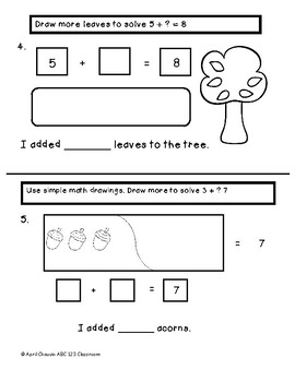 Eureka Math Assessment First Grade  Module 1 Topic D