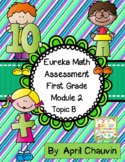 Eureka Math Assessment First Grade  Module 2 Topic B