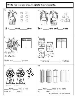 Eureka Math Assessment First Grade  Module 4 Topic A