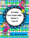 Eureka Math Assessment First Grade  Module 4 Topic B