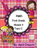 Eureka Math Assessment First Grade  Module 4 Topic C