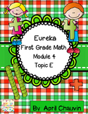 Eureka Math Assessment First Grade  Module 4 Topic E