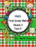 Eureka Math Assessment First Grade  Module 4 Topic E