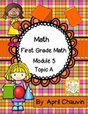 Eureka Math Assessment First Grade  Module 5 Topic A
