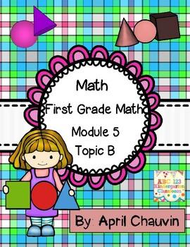 Eureka Math Assessment First Grade  Module 5 Topic B   Engage New York