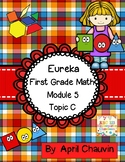 Eureka Math Assessment First Grade  Module 5 Topic C  Engage New York !!