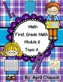 Eureka Math Assessment First Grade  Module 6 Topic A Engage New York !! Test