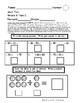 Eureka Math Assessment First Grade  Module 6 Topic C Engage New York !! Test
