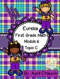 Eureka Math Assessment First Grade  Module 6 Topic C Engag