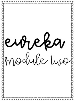 Eureka Math Binder Dividers