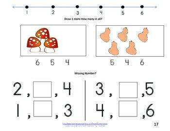Eureka Math Books- Numbers 1-6