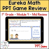 Eureka Math/ Engage NY 1st Grade Module 4 Mid-Module Review PPT Game