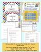 Eureka Math / Engage NY 1st Grade Pre-Assessment Module 6