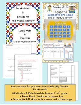 Eureka Math / Engage NY 2nd Grade Pre-Assessment Module 4