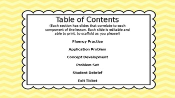 Eureka Math/Engage NY 3rd grade Module 4 Lesson 9 Slideshow