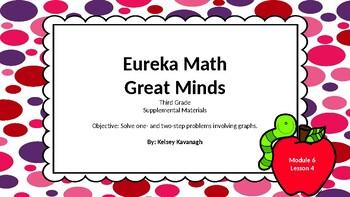 Eureka Math/Engage NY 3rd grade Module 6 Lesson 4 Slideshow