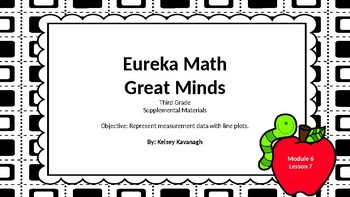 Eureka Math/Engage NY 3rd grade Module 6 Lesson 7 Slideshow