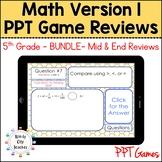 Eureka Math/ Engage NY 5th Grade Module 1-6 Mid/End-of-Mod