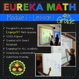 Eureka Math/Engage NY 4th Grade Module 1 Lesson 1 FREE
