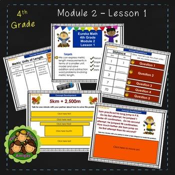 Eureka Math/Engage NY 4th Grade Module 2 Lesson 1